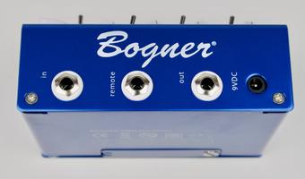 Bogner Ecstasy Blue : Bogner Ecstasy 2