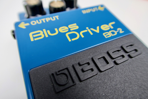 Boss BD-2 Blues Driver : Boss Blues Driver BD 2 5
