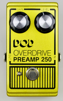 DOD 250 Overdrive Preamp 2013 Edition : DOD Overdrive Preamp 250 1