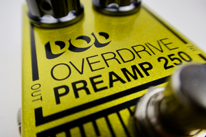 DOD 250 Overdrive Preamp 2013 Edition : DOD Overdrive Preamp 250 5