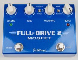 Fulltone Full-Drive 2 Mosfet : Fulltone Full Drive 2 Mosfet 1