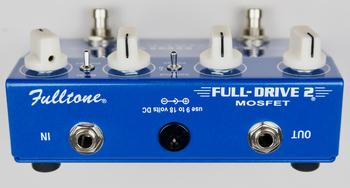 Fulltone Full-Drive 2 Mosfet : Fulltone Full Drive 2 Mosfet 2