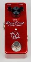 Keeley Electronics Red Dirt Mini : Keeley Red Dirt 2