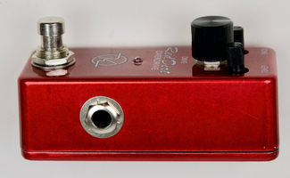 Keeley Electronics Red Dirt Mini : Keeley Red Dirt 4