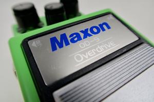 Maxon OD-9 Overdrive : Maxon OD 9 1