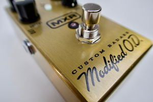 MXR M77 Custom Badass Modified O.D. : MXR Custom Badass Modified OD 1