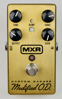 MXR M77 Custom Badass Modified O.D. : MXR Custom Badass Modified OD 2