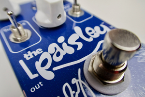 Wampler Pedals The Paisley Drive : Wampler The Paisley Drive 5