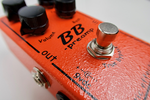 Xotic Effects BB Preamp : Xotic BB Preamp 1