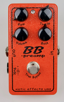 Xotic Effects BB Preamp : Xotic BB Preamp 2