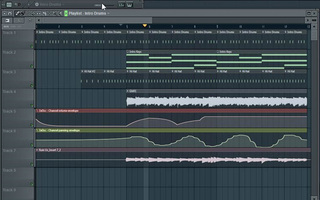 Automation FL Studio large