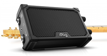 ikc L iRig Nano Amp black 34sx mod manico