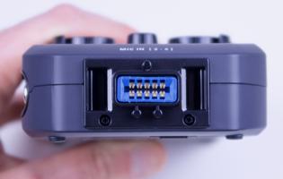 Zoom U-44 : Zoom U 44 4