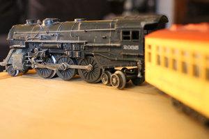 NI KOMPLETE KINETIC TREATS Electric Train2