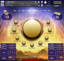 Megabrass GUI 2