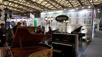 Pleyel Booth 2
