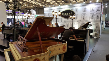 Pleyel Booth