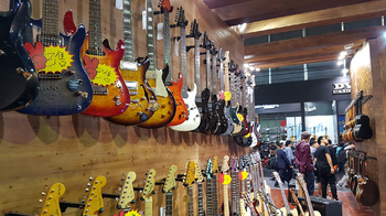 Fender Booth
