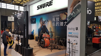 Shure Booth