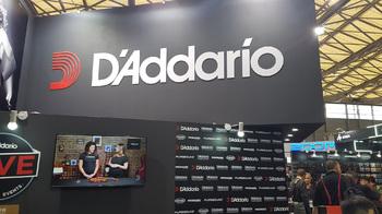 D'Addario Booth