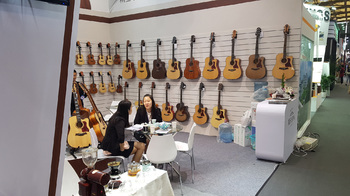 Music Mission Booth