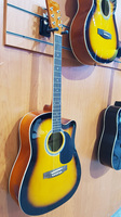 Threestar Acoustic Guitar