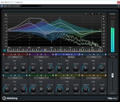 Steinberg Cubase Pro 9 : frequency
