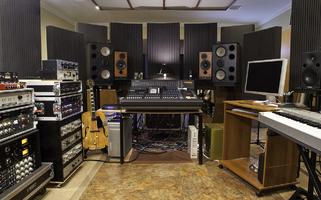 Sound Techniques : Dave's Studio