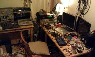 Messy Home Studio