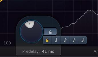 FabFilter Pro-R : predelaysync