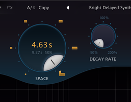 FabFilter Pro-R : space