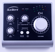 Audient iD4 : Audient iD4 2