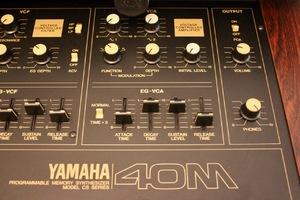 Yamaha CS40M : CS40M 11