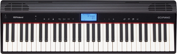 Roland Go:Piano : gopiano main gal