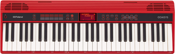 Roland Go:Keys : gokeys main gal