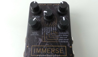 Neunaber Technology Immerse Reverberator : 3