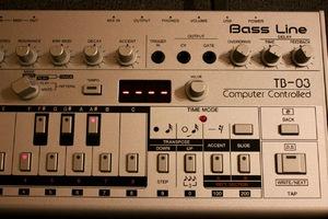 Roland TB-03 : TB 03 8