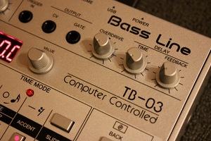 Roland TB-03 : TB 03 12