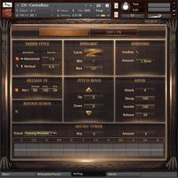 Chris Hein Solo ContraBass GUI2