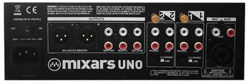 Mixars UNO : Mixars Uno Rear
