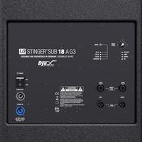 LD Systems Stinger SUB 18A G3 : LDESUB18AG3 7