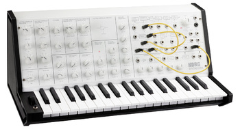 Korg MS-20 Mini : MS 20 Mini White
