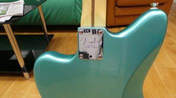 Fender American Professional Jazzmaster : 19