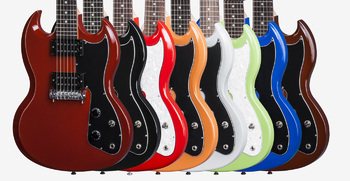 Gibson SG Fusion : SGSS17CHCH3 FINISHES FAMILY