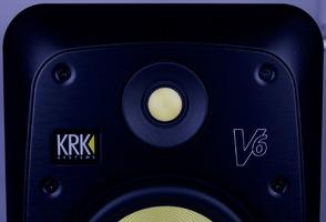 KRK V6 S4 : KRK V6S4 3
