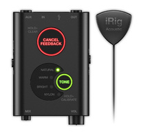 iRig Acoustic Stage front