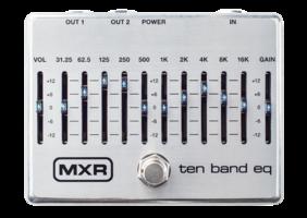 MXR M108S Ten Band EQ : TenBandEQ 11