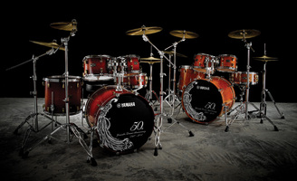 Yamaha 50th Anniversary Kit : 50th Kit 2