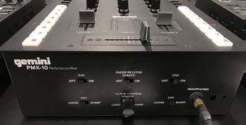 Gemini PMX 10 Front