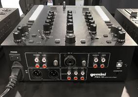 Gemini PMX 10 Rear